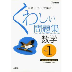 くわしい問題集 数学 中1 [新装版]の関連商品9