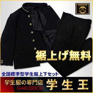 学生服 上下 テイジン素材  全国標準型 新品 学ラン A体 特価 gakuseifuku