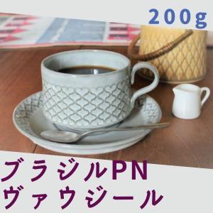 ブラジル PN・Valdir(ヴァウジール) 自家焙煎 コーヒー豆 [豆のまま] □産地:ブラジル □内容量:200g|gakuzancoffee