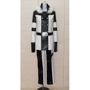 REBORN リボーン ヴァリアー 十年後新隊服 フラン コスプレ 衣装 cc0205(cc0205...