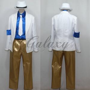 Michael Jackson  マイケルジャクソン スムーズクリミナル ダンス コスプレ衣装cc1...