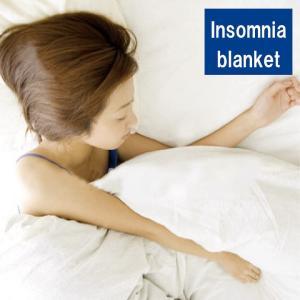 インソムニア ブランケット シングル 全身を包み込まれている安心感 不眠症の方の為に作られた布団|galette-des-rois