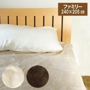【サイズ】 240×205cm 【素 材】 表部分 ポリエステル100%       裏面 ポリウレ...