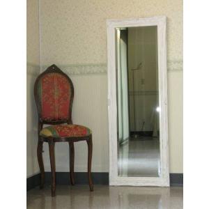 鏡 かがみ カガミ おしゃれ ミラー 姿見 壁掛け 大型   新品 アンティーク調 シンプルデザイン 木製 姿見鏡 豪華 ドレッサー 卓上 スタンドミラー|galle0105