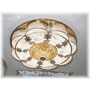 照明 照明器具 シャンデリア LED シーリング 新品 シーリング照明 LED調光&調色タイプ   おしゃれ 激安 アンティーク ライト インテリア