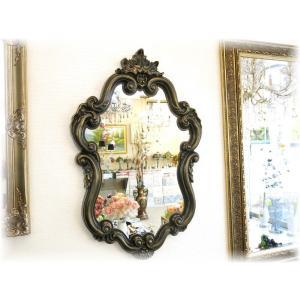鏡 かがみ カガミ おしゃれ ミラー 姿見 壁掛け 大型  新品 アンティーク調オシャレなデザイン壁掛鏡 おしゃれ 豪華 アンティーク かがみ インテリア 卓上|galle0105