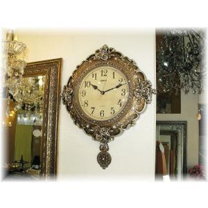 時計 壁掛け時計 振子時計 置時計 インテリア 新品 アンテ...