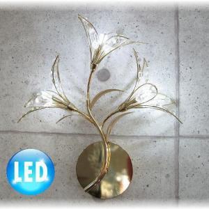 照明 照明器具 ブラケット LED 壁掛け照明  新品 おしゃれなデザイン LED花型ブラケット  おしゃれ 豪華 アンティーク ライト インテリア|galle0105
