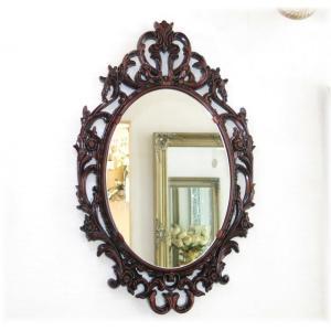 鏡 かがみ カガミ おしゃれ 安い LED アンティーク 北欧 全身 ミラー 姿見 壁掛け 大型 卓...