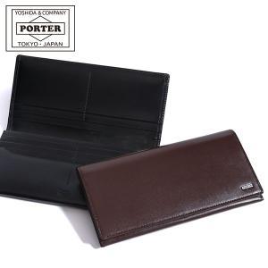 財布 ポーター PORTER 長財布 さいふ サイフ シーン PORTER SHEEN ポ-タ- 札入れ 小銭入れなし 110-02919 メンズ|galleria-onlineshop
