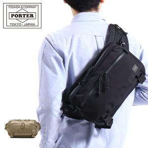 吉田カバン バッグ ポーター クランカーズ PORTER KLUNKERZ ウエストバッグ WAIS...