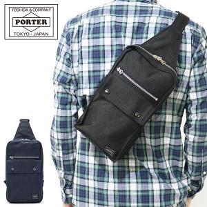 吉田カバン ポーター スモーキー PORTER SMOKY ポ-タ- ワンショルダーバッグ ボディバッグ PORTER ONE SHOULDER BAG 592-07531