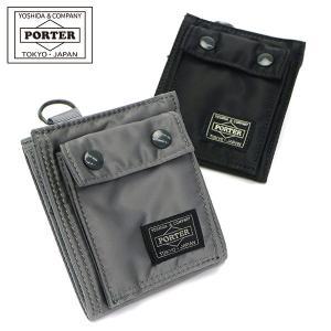 PORTER 吉田カバン ポーター タンカー 財布 TANKER 二つ折り財布 メンズ 622-08168|galleria-onlineshop