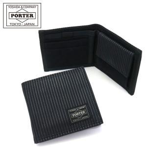 (PORTER ポーター)PORTER 吉田カバン ポーター 財布 吉田カバン 財布 ポーター ドローイング DRAWING 二つ折り財布 650-08615