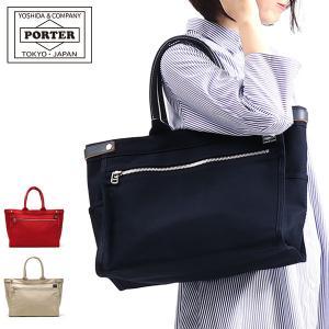 ポーターガール ポーター バッグ ネイキッド PORTER GIRL NAKED トートバッグ (M...