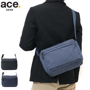 ace.GENE/ACEGENE/エースジーン/ショルダーバッグ/斜め掛けバッグ/斜めがけバッグ/ブ...