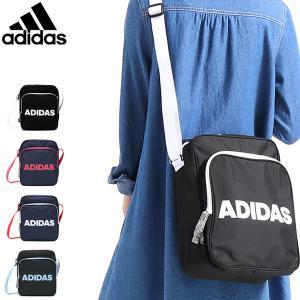 セール アディダス ショルダーバッグ adidas 斜めがけ 小さめ カジュアル 10L 軽量 縦型 スクエア メンズ レディース 男子 女子 中学 高校 57591の画像