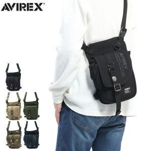 AVIREX/アヴィレックス/アビレックス/eagle/イーグル/ショルダーバッグ/2WAY/レッグ...