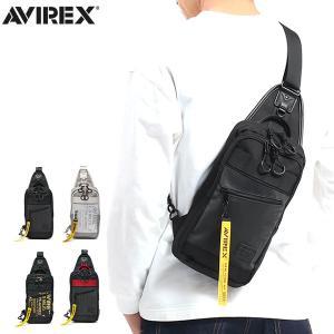 最大19%獲得 アヴィレックス AVIREX ワンショルダーバッグ アビレックス SUPER HORNET スーパーホーネット ボディバッグ メンズ レディース AVX591の画像