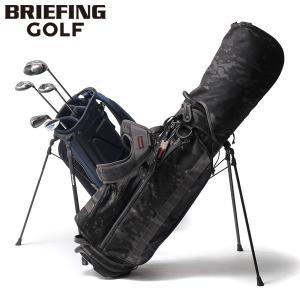最大15%獲得 レビューでQUO ブリーフィング ゴルフ BRIEFING GOLF キャディバッグ...