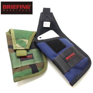ブリーフィング BRIEFING バッグ PP-6 ブリーフィング ピーピーシックス モバイルケース iPhone6 対応 コヨーテ|galleria-onlineshop
