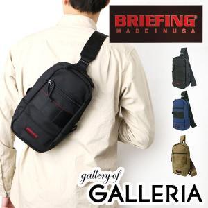 日本正規品 ブリーフィング ショルダー BRIEFING  MINI SLING BAG ボディバッグ メンズ ナイロン バリスティック コヨーテ BRF242219