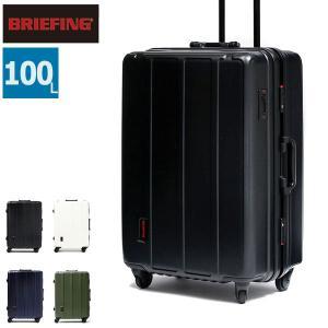 日本正規品 ブリーフィング スーツケース BRIEFING キャリーケース H-100 100L BRF305219