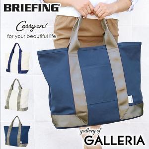 日本正規品 ブリーフィング BRIEFING Carry on トート キャンバストート レディース BRL291219
