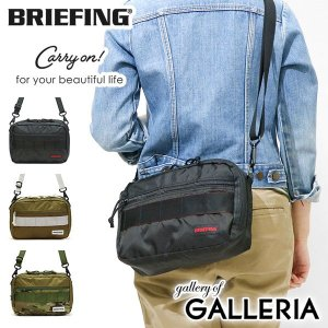 日本正規品 ブリーフィング BRIEFING Carry on ショルダーバッグ ジップライナーコンビ レディース BRL532219|galleria-onlineshop
