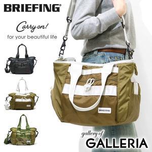 日本正規品 ブリーフィング BRIEFING Carry on 2WAY トートバッグ イージーワイヤーコンビ レディース BRL533219|galleria-onlineshop