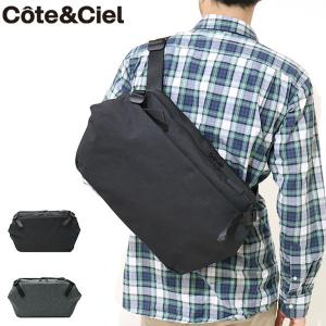 Cote&Ciel コートエシエル メッセンジャーバ...