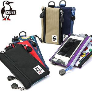 日本正規品 CHUMS キー&スマホケース チャムス Eco Key Smart Phone Cas...