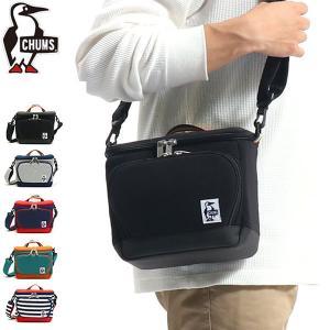 CHUMS/チャムス/Box Camera Bag Sweat Nylon/ボックスカメラバッグ/ス...