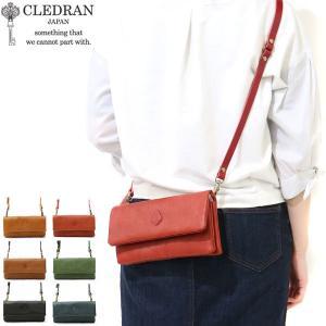 クレドラン CLEDRAN お財布ポシェット ECRA エクラ ショルダーバッグ レディース CL-2456|galleria-onlineshop