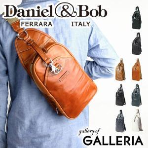 ダニエル&ボブ Daniel&Bob ボディバッグ PIPPO RODI ピッポ ローディー ワンショルダーバッグ 斜めがけ 革 メンズ|galleria-onlineshop