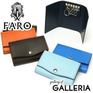 FARO ファーロ キーケース メンズ キーケース 革 ROE2 FIN-CALF FRO388271|galleria-onlineshop