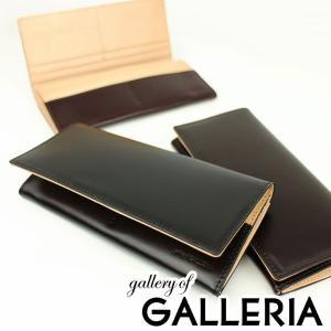 セール30%OFF 長財布 コードバン メンズ gallery of GALLERIA ギャラリー オブ ギャレリア G101-1001