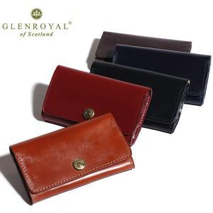 最大24%獲得 3カ月保証 グレンロイヤル 名刺入れ GLENROYAL カードケース SLIM B...