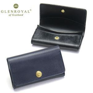 最大24%獲得 3カ月保証 GLENROYAL グレンロイヤル 財布 長財布 SLIM BUSINE...