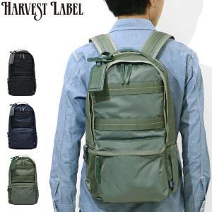 ハーヴェストレーベル バックパック HARVEST LABEL ハーベストレーベル Result リュック リュックサック メンズ HB-0400
