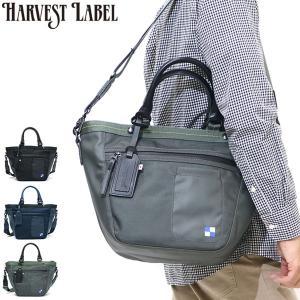 ハーヴェストレーベル トートバッグ HARVEST LABEL ハーベストレーベル Bullet Line 2WAYトート HB-0427 メンズ...