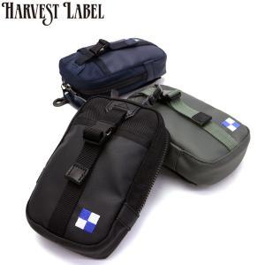 ハーヴェストレーベル ポーチ HARVEST LABEL Bullet Line バレットライン MOBILE POUCH HB-0429 メンズ