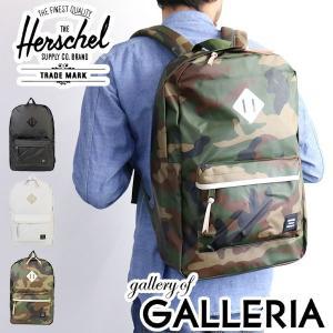 セール50%OFF ハーシェル サプライ Herschel Supply バックパック バッグ Heritage ヘリテージ リュック20L デイパック STUDIOメンズ 10007ST|galleria-onlineshop