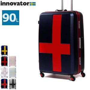 イノベーター スーツケース innovator 大型 フレー...