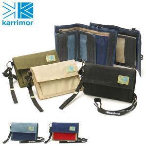 カリマー karrimor 財布 VT wallet ワレット 二つ折り財布 ストラップ アウトドア...