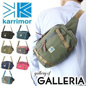 カリマー karrimor ウエストバッグ ボディバッグ ショルダーバッグ 2WAY VT hip bag B 7872|galleria-onlineshop