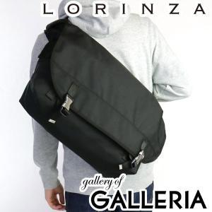 ロリンザ メッセンジャーバッグ LORINZA ショルダーバッグ MESSENGER BAG M メンズ レディース LO-STN-SB01-M