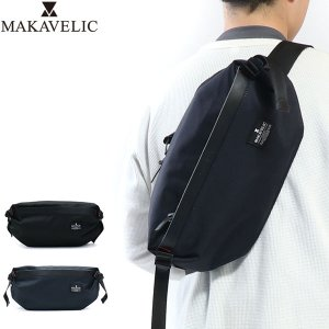 P24倍★5/20限定 マキャベリック ウエストバッグ MAKAVELIC ボディバッグ メンズ CHASE 3109-10305 ORIGAMI WAIST BAG|galleria-onlineshop