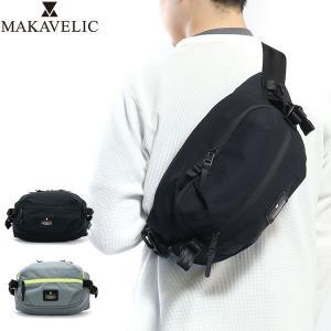 P24倍★5/20限定 マキャベリック ウエストバッグ MAKAVELIC ボディバッグ メンズ JADE 3109-10302 E.P.WAIST BAG EVOLUTION|galleria-onlineshop