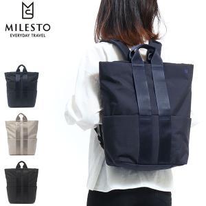 MILESTO/milesto/ミレスト/STLAKT/ストラクト/バックパックM/バックパック/2...